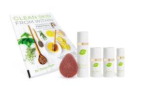 Daily Essentials 4-step skin care system payment plan + one-time bonuses.