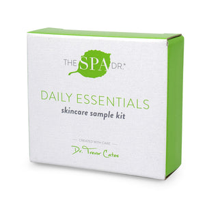 Daily Essentials Skin Care Sample Kit