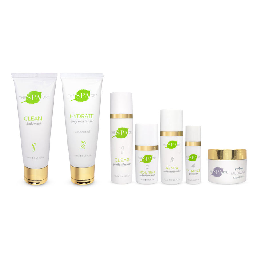 Ultimate Skin Care Collection from The Spa Dr.®