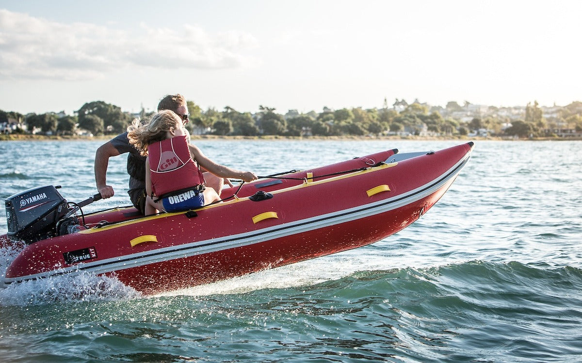True Kit Discovery high performance inflatable boat