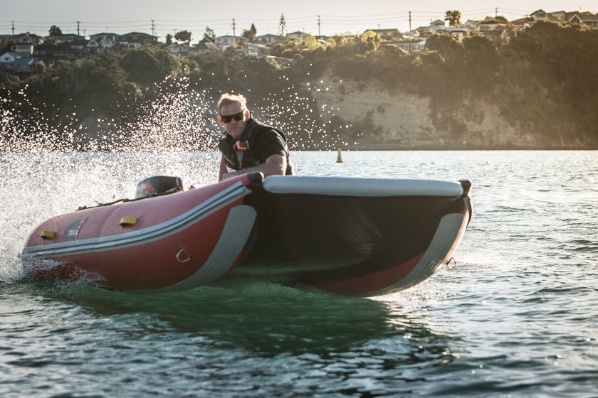 True Kit Discoverys are high quality portable inflatable boats