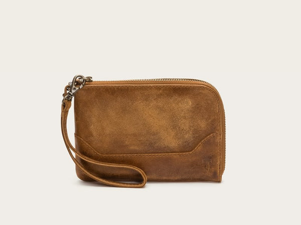 Melissa Wristlet Cognac - If The Shoe Fits  - 1