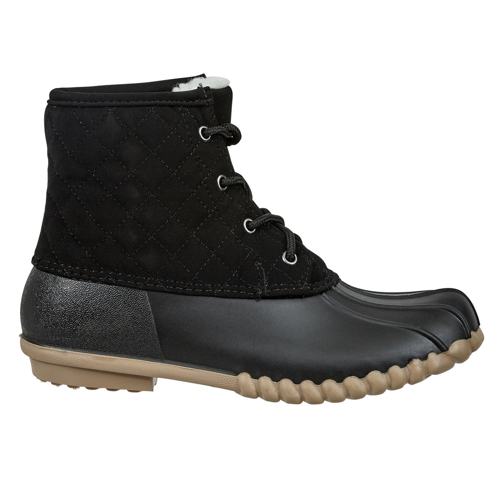 Autumn-12 Black Duck Boot