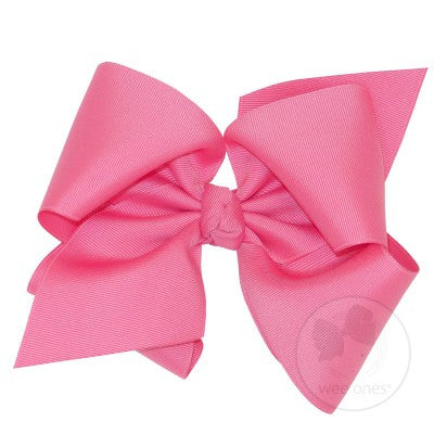 Bow Huge Grosgrain