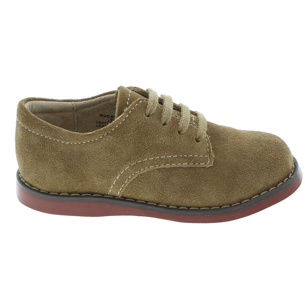 Bucky Tan Suede - If The Shoe Fits  - 2