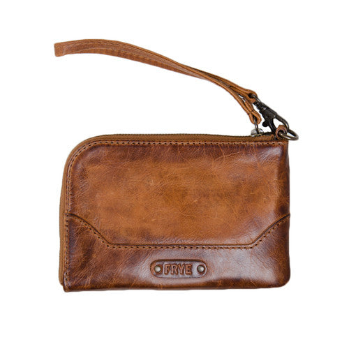 Melissa Wristlet Cognac - If The Shoe Fits  - 3