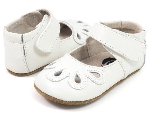 Infant Petal Milk White - If The Shoe Fits  - 1