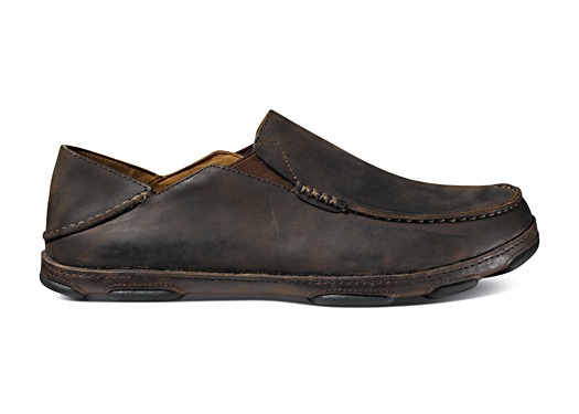 Moloa Dark Wood/Dark Java - If The Shoe Fits  - 1