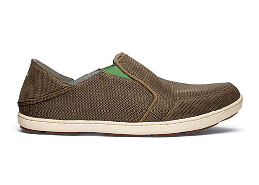 Nohea Mesh Mustang/Lime Peel - If The Shoe Fits  - 1