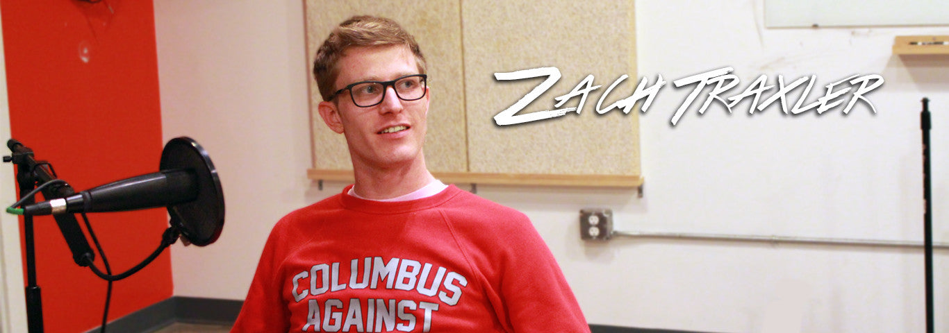 #cbuzz interview with Zach Traxler of Traxler Custom Printing