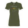 surVIvor Virgin Islands Women's short sleeve t-shirt