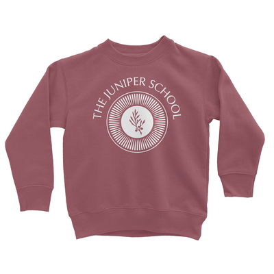 Youth Crewneck Sweatshirt • The Juniper School