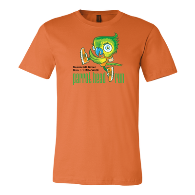 Parrot Head Run 2020 Short Sleeve T-Shirt