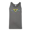 surVIvor Eagle Virgin Islands Unisex Tank Top
