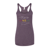 surVIvor Virgin Islands Women's Racerback Tank
