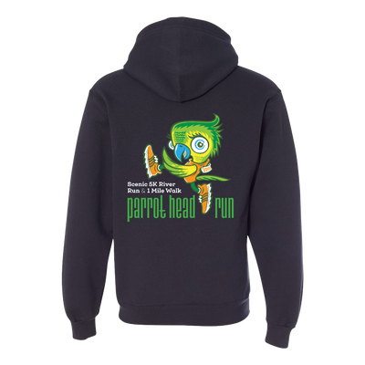 Parrot Head Run 2019 Hooded Sweatshirt