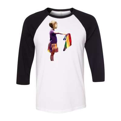 ZEA 14th Amendment Unisex 3/4 Raglan