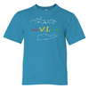 surVIvor Virgin Islands Youth Short Sleeve T-Shirt