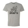 Parrot Head Run 2019 Short Sleeve T-Shirt Distressed