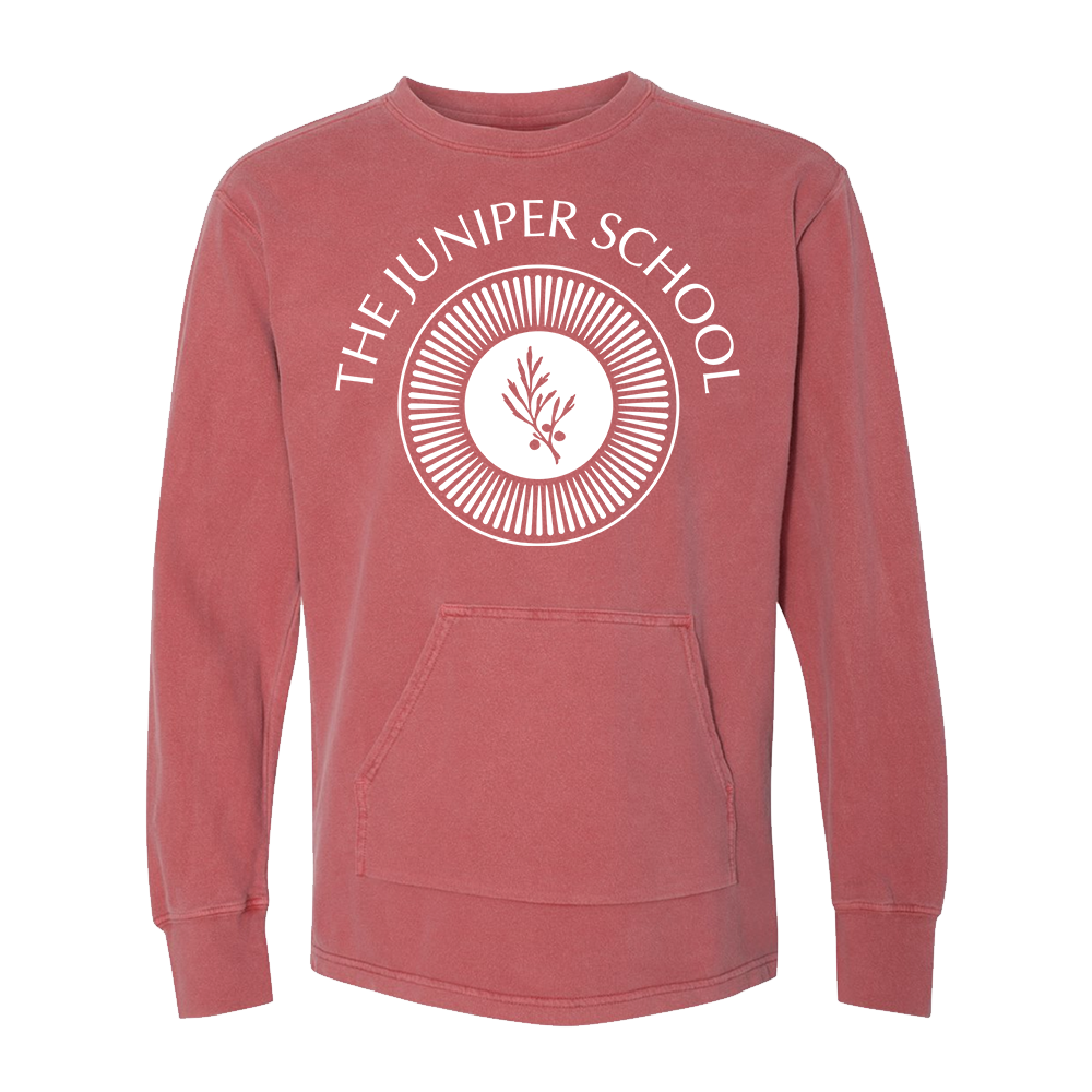Unisex French Terry Crewneck Sweatshirt • The Juniper School