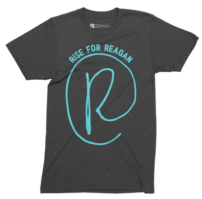 Rise for Reagan Tees