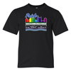 Official 2017 Stonewall Columbus Pride on the River Youth T-Shirt
