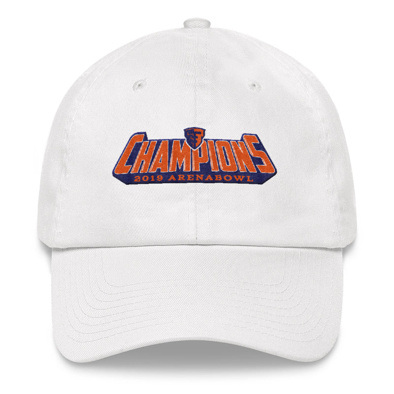 AFL Arena Bowl 2019 Champions Hat Albany Empire