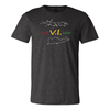 surVIvor Virgin Islands Short-Sleeve Unisex T-Shirt