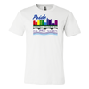 Official 2017 Stonewall Columbus Pride on the River Unisex t-shirt