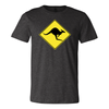 Clintonvile Kangaroo Crossing Sign Unisex T-Shirt