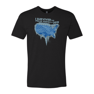 I Survived the Polar Vortex of 2019 Unisex Tee