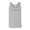 surVIvor Reggae Virgin Islands Unisex  Tank Top