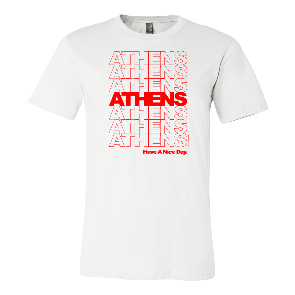 Have A Nice Day - Athens T-Shirt