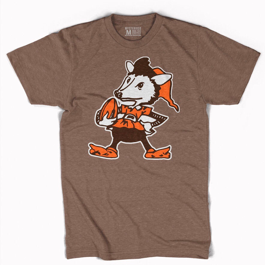 Brownie The Rally Possum Tee
