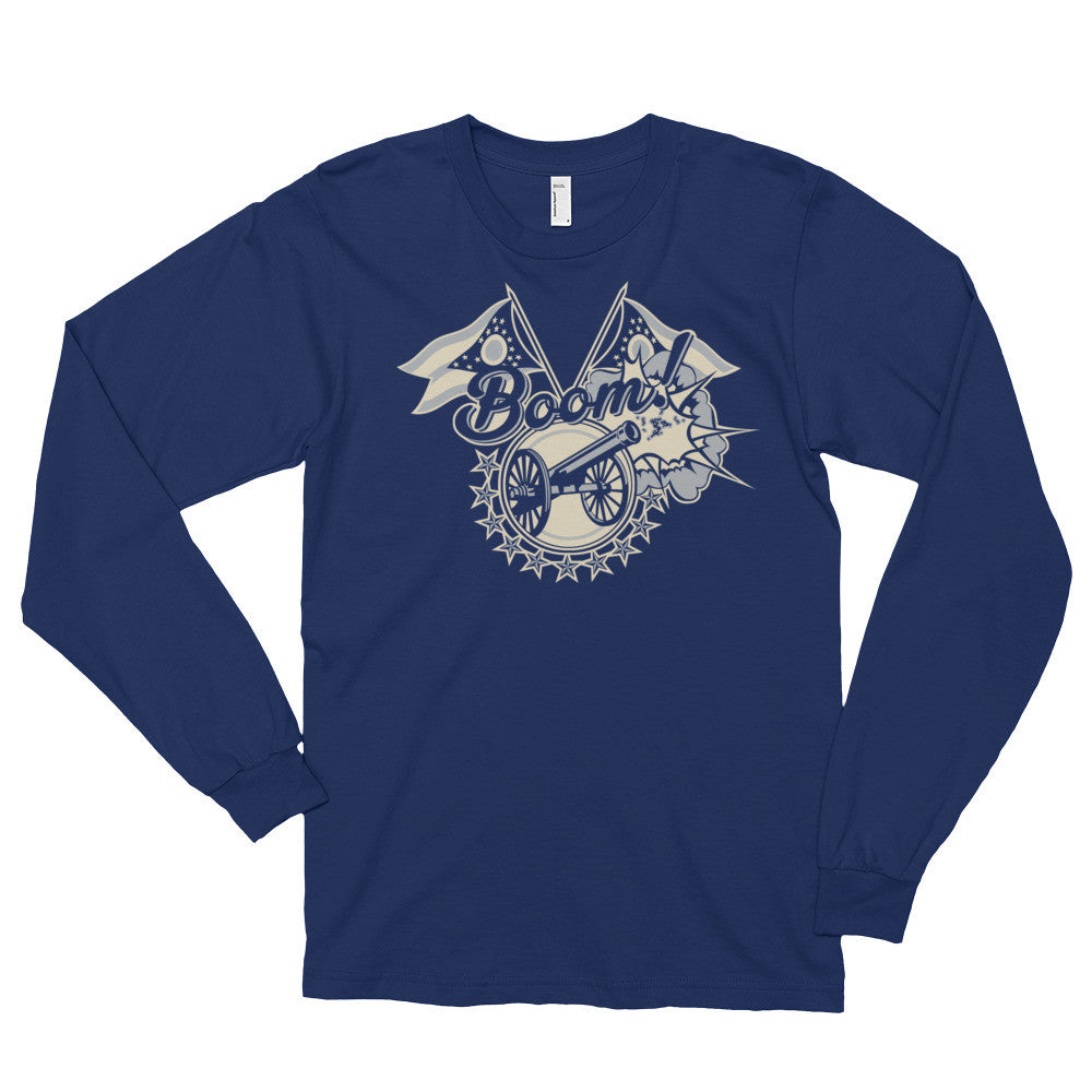 Columbus Hockey BOOM! Long Sleeve