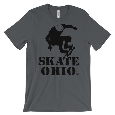Skate Ohio™ Repro 1988 Unisex short sleeve t-shirt