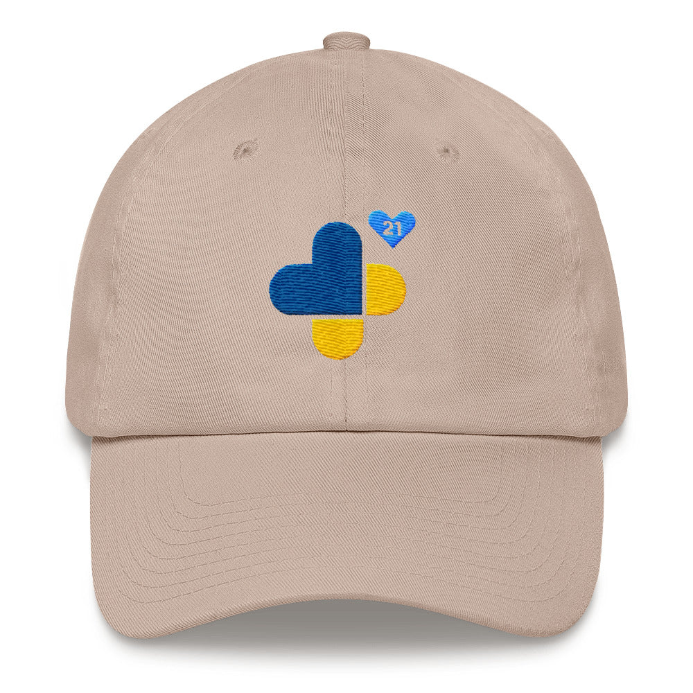 Down Syndrome Awareness Official Dad Hat