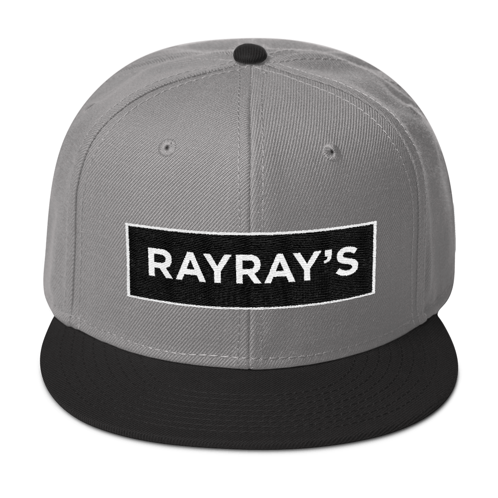 RAY RAY'S Official Logo Snapback Hat