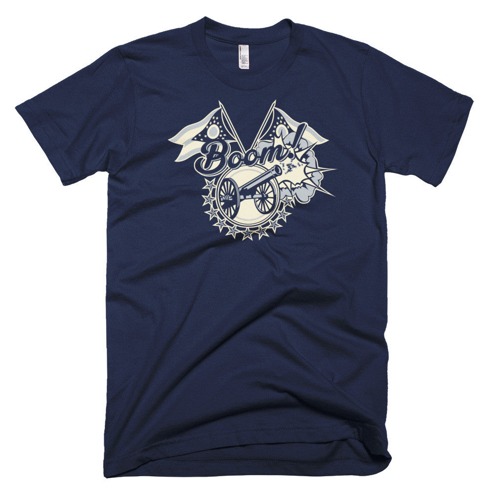 Columbus Hockey BOOM! T-Shirt