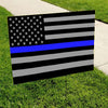 #ThinBlueLine Yard Sign & Stake
