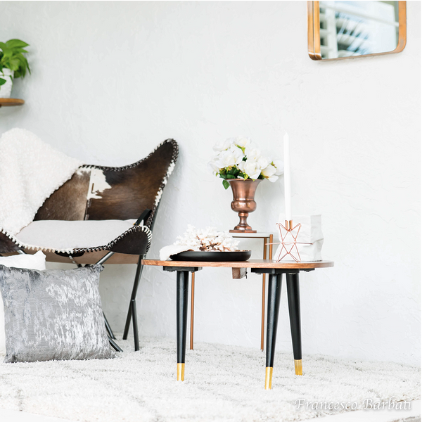 Rose gold minimalist Decor Set @Maryellenskye by Swift Decor