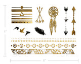 Jewelry-tattoos-metallic-temporary-tattoos-body-Addison