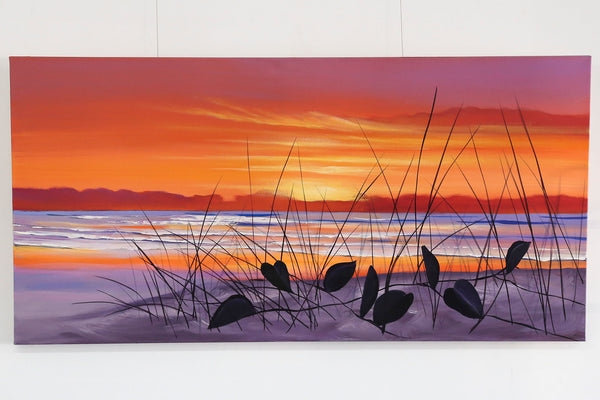 Hand Painted Scenic Canvas Artwork