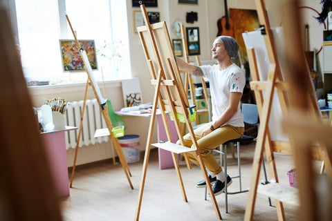 Art Classes and Beyond