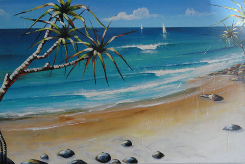 Little Cove - Canvas Art Online Australia from Go Arty