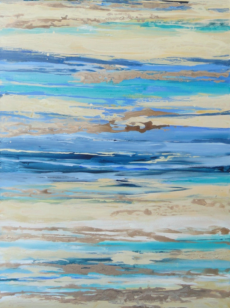 Shifting Sands - Canvas Art Online Australia from Go Arty