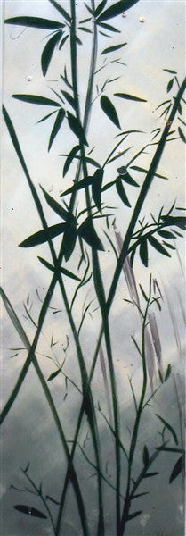 Black Bamboo - Canvas Art Online Australia from Go Arty