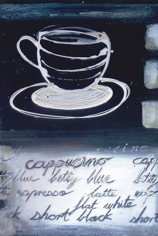 Cappuccino - Canvas Art Online Australia from Go Arty