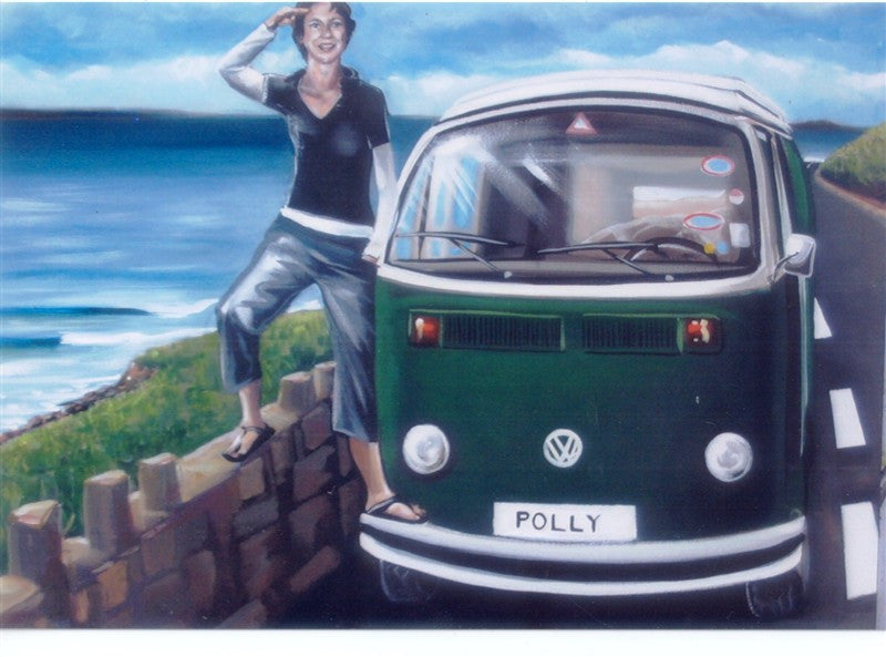 Days with Polly - Canvas Art Online Australia from Go Arty