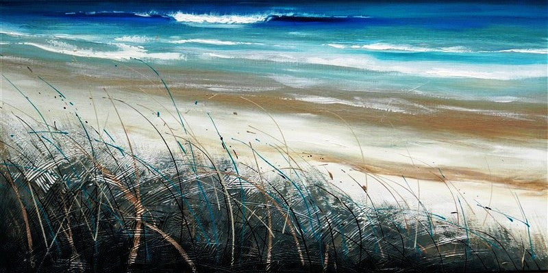 Dune Grass - Canvas Art Online Australia from Go Arty